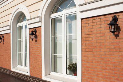 Large tilt and turn windows