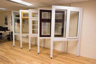 Showroom window styles
