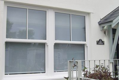 Sliding sash window home installation