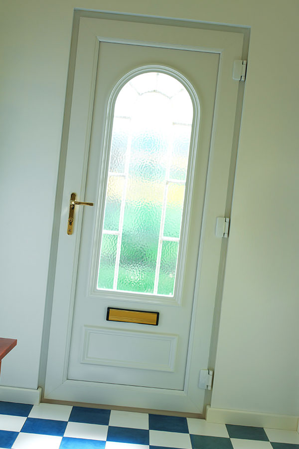 Entrance doors homeglaze quality windows doors for Georgian style upvc french doors