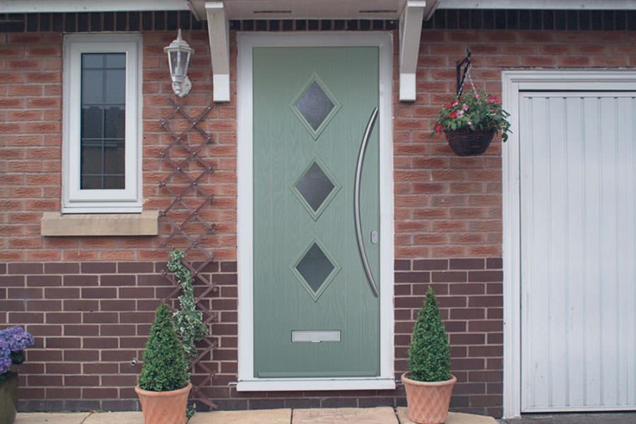 Composite Doors Woodford Green