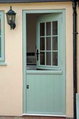 Chartwell green composite stable door