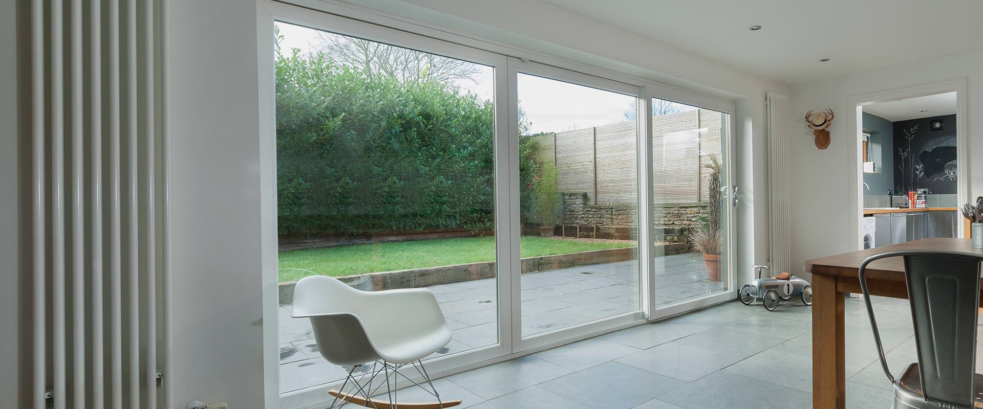Book a showroom visit double glazing chigwell essex for Patio door companies