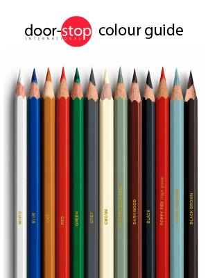 Door stop colour brochure