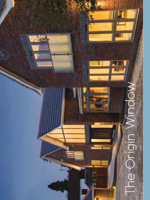 Origin aluminium windows brochure
