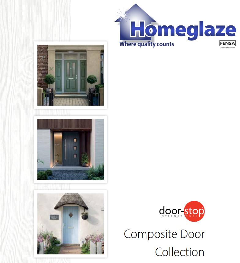 Homeglaze Composite Doors