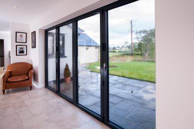 Aluminium Bi-Fold Doors Chigwell