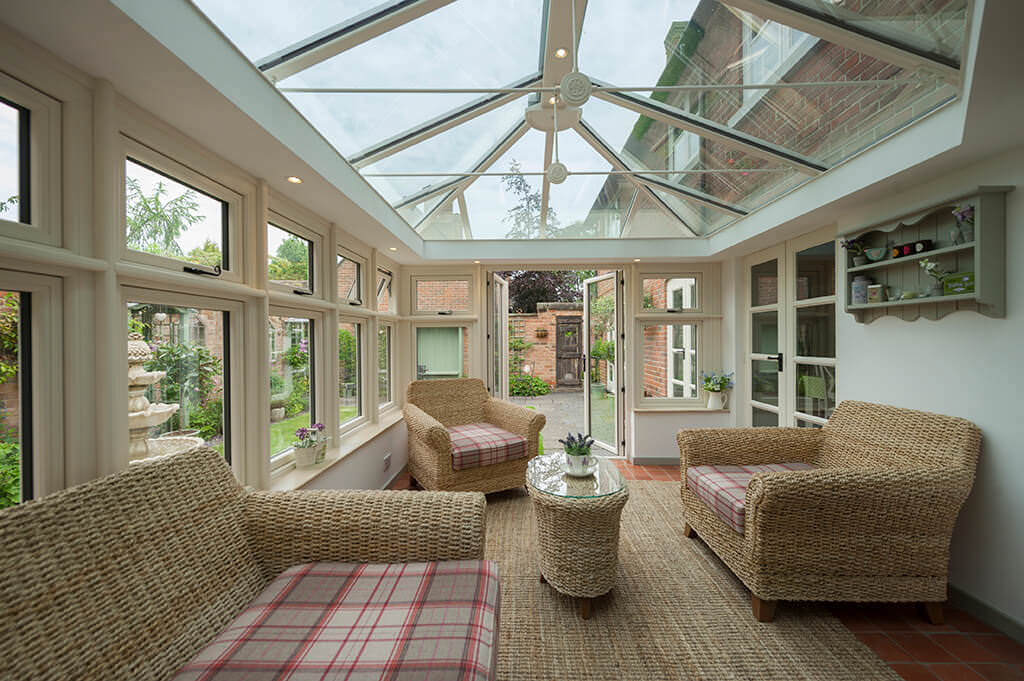 Conservatory Roof Walthamstow