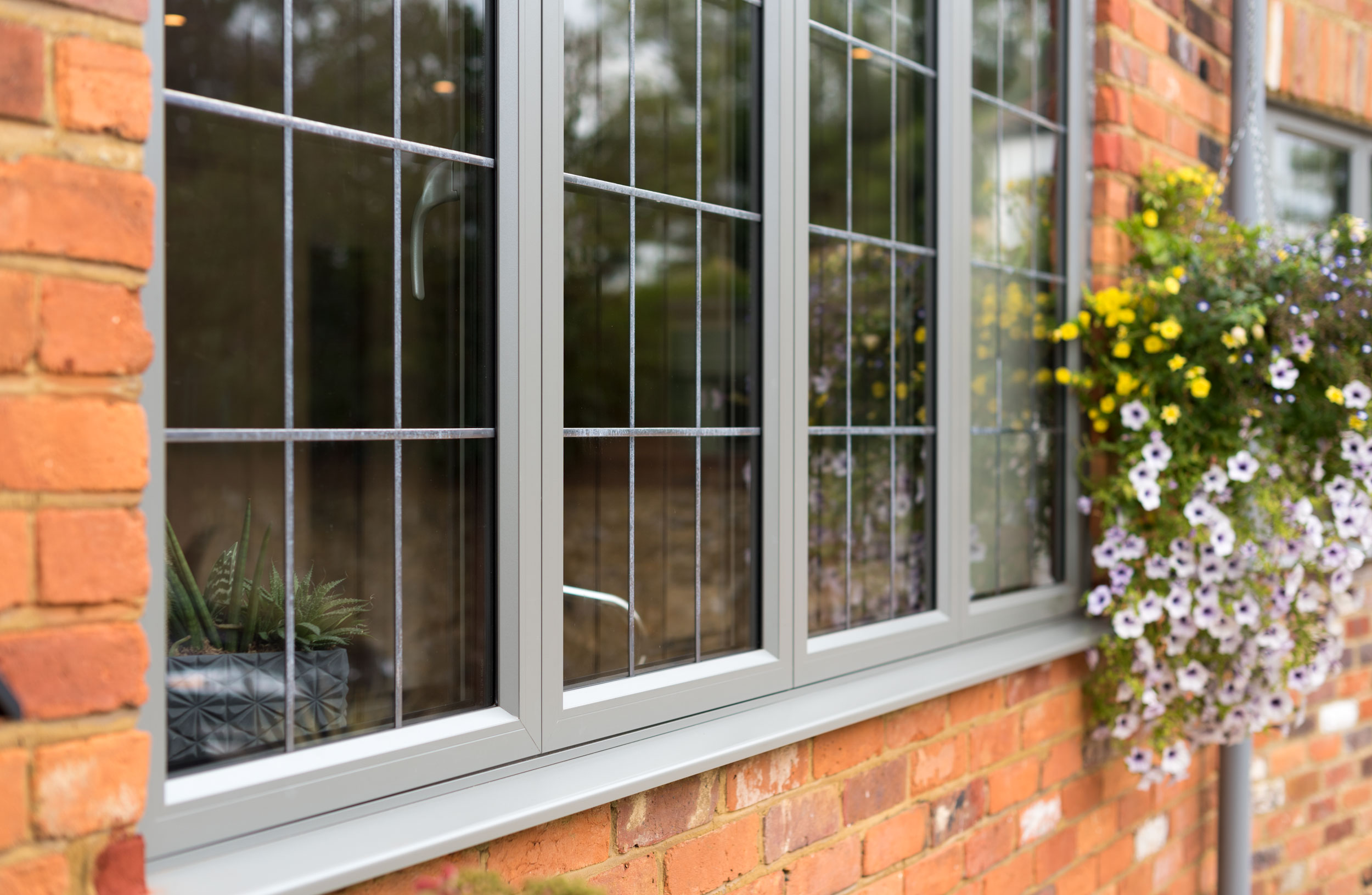 Slimline Aluminium Windows Essex
