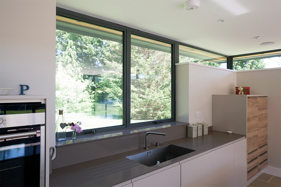 Aluminium windows Chigwell