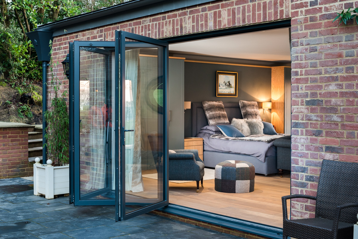 Smart Bifold Doors Chigwell