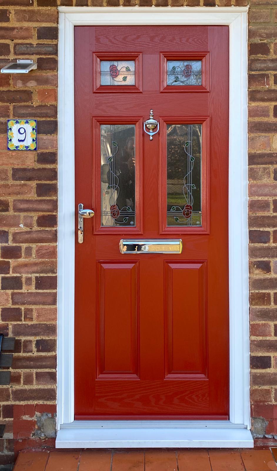 Front Doors Woodford