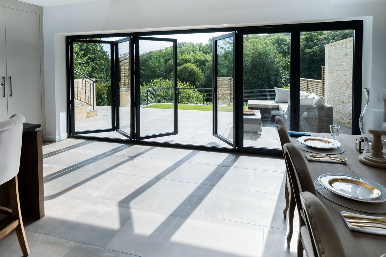 Smart Aluminium Bifold Doors