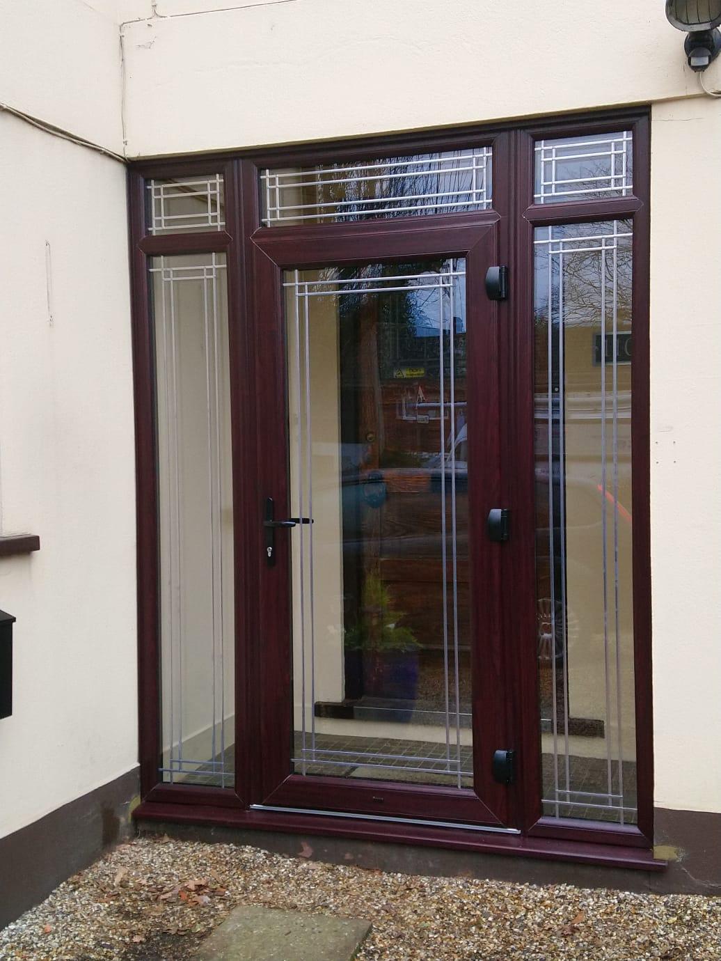 uPVC front doors quotes, Essex