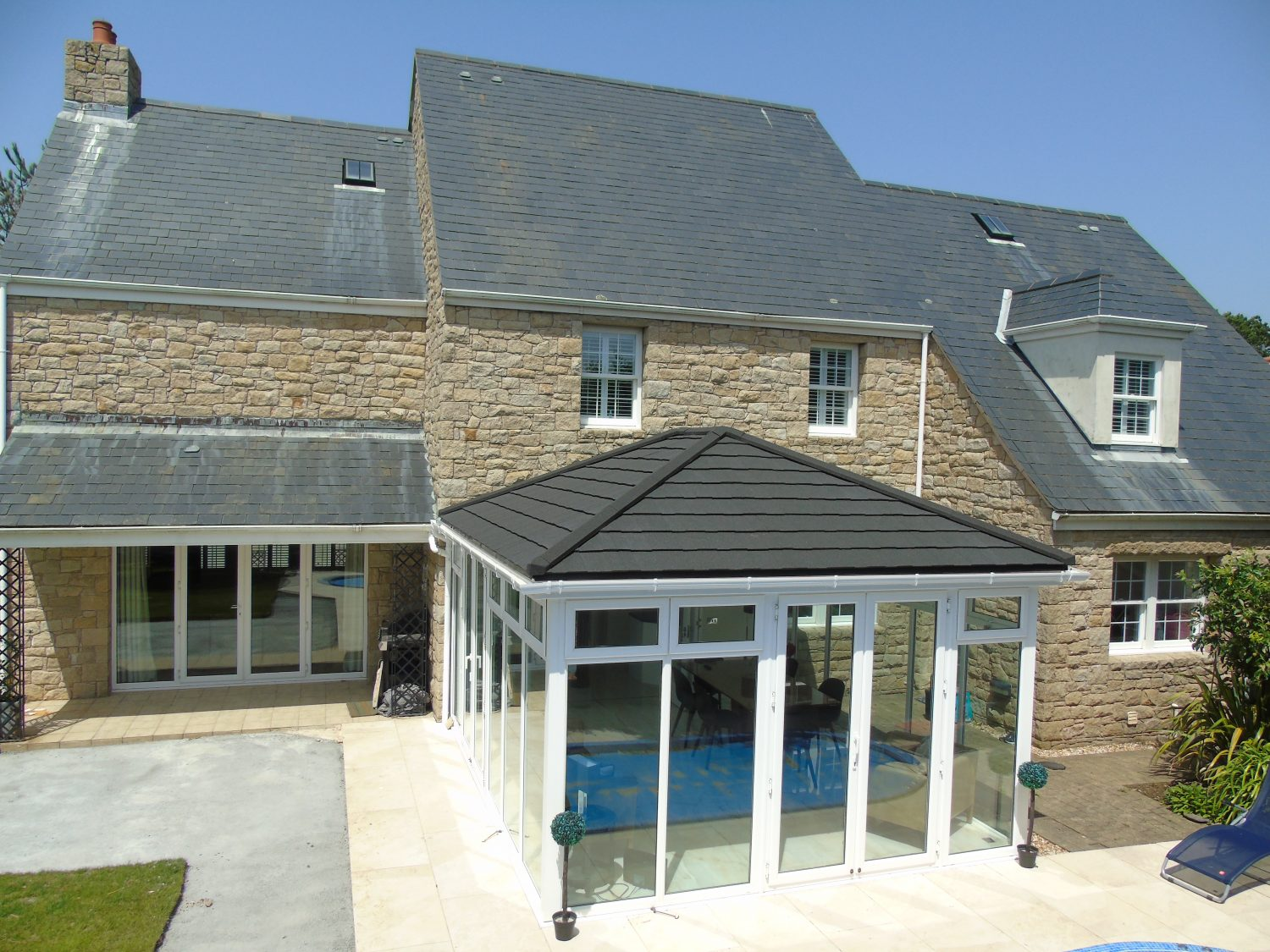 SupaLite Tiled Conservatory Roofs Essex