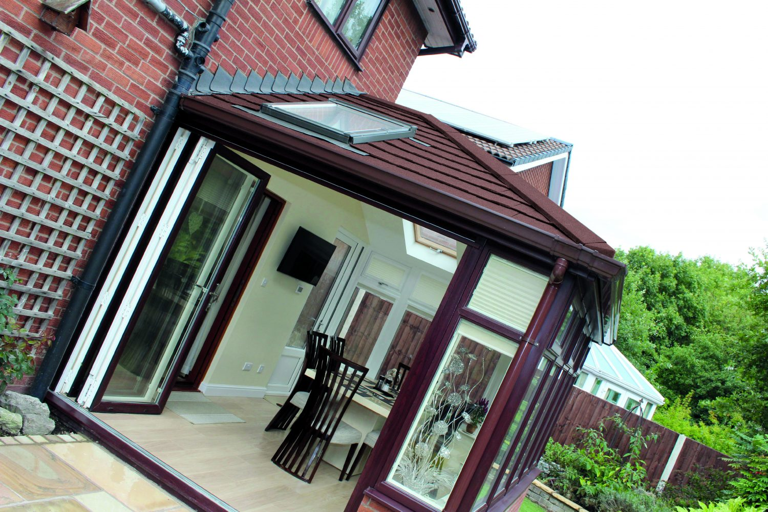 SupaLite Tiled Conservatory Roofs