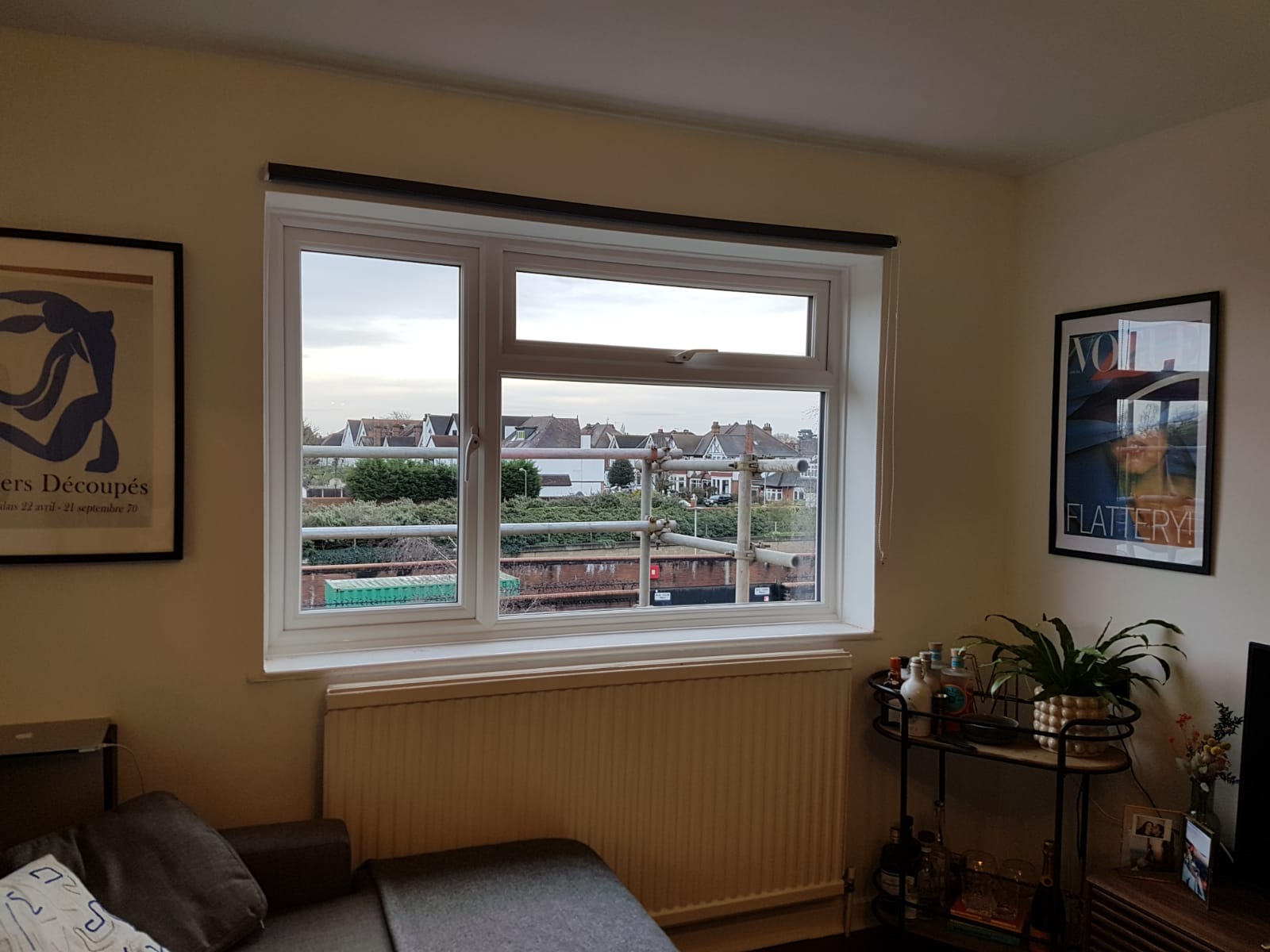 uPVC windows cost Bishop's Stortford