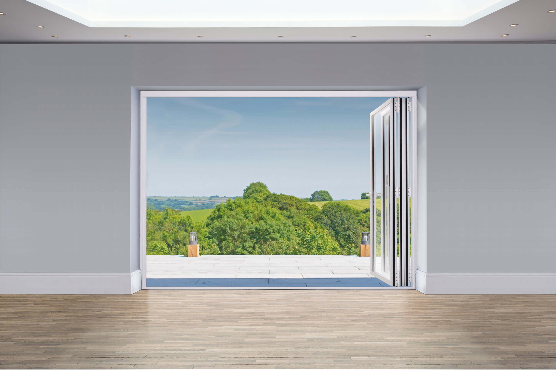 Slimline Aluminium Doors Essex