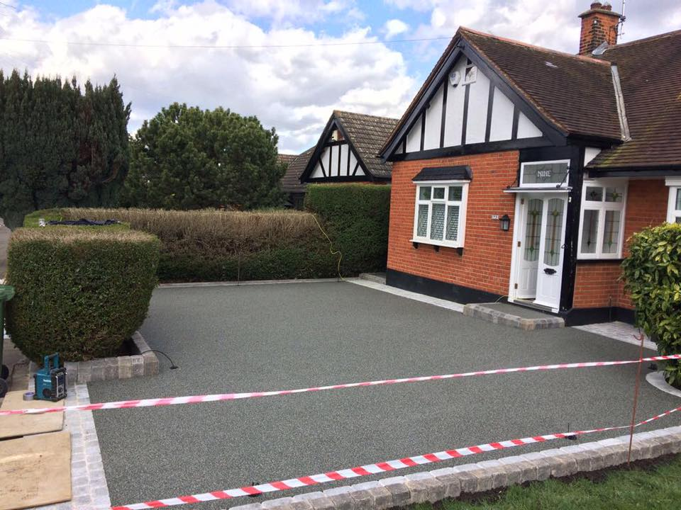 Resin Driveways Essex